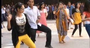 NSU Pharma Fest-2014: Flash Mob